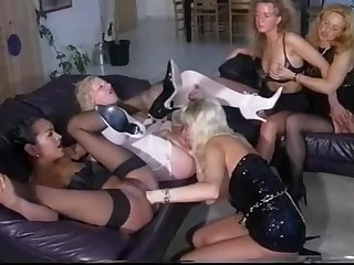 Sandra Fox, Fisting and Lesbian Fun with other women 07