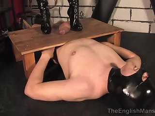 TheEnglishMansion - Painful Pleasures - CBT Femdom Porn