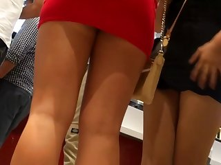 Bare Candid Legs - BCL#269