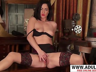 Beauty Step-Milf Crystall Anne  Gets Got Laid Hotness Her Stepson - crystall anne