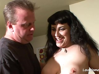Luscious Girl Loves To Get Pounded By Dad - high-resolution