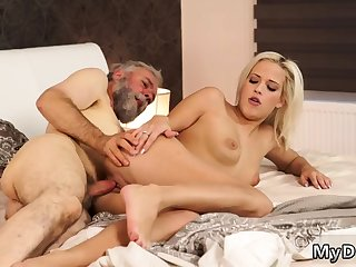 Young meat Surprise your girlcrony and she will drill