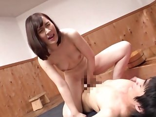 Mind blowing cock riding skills the Tokyo girl has