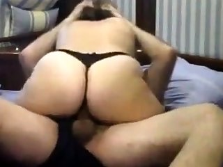 Amateur Greek MILF Tittyfuck, Blowjob and Fucking