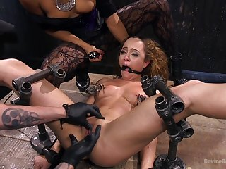 Long sex machine and bdsm experience can please Daisy Ducati