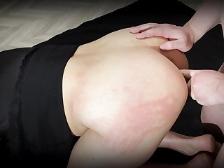 Fucking My Girlfriend Doggy Style And Creampie In Her Ass