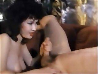 Nick NIter & Kristara Barrington hot vintage fuck in Up in the air(1984)